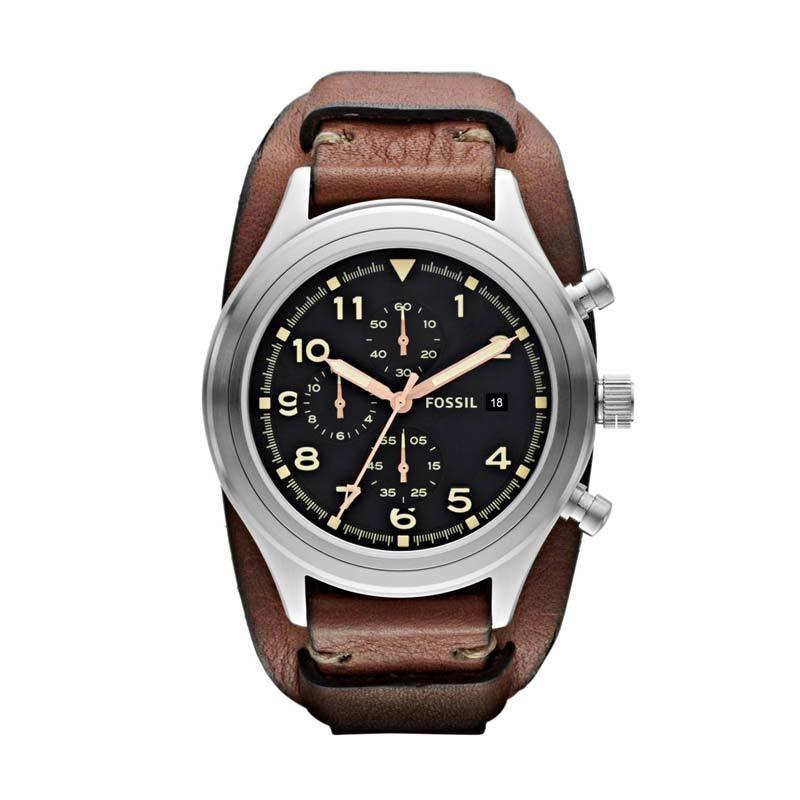 Jual Fossil Compass JR1432 Jam Tangan Pria
