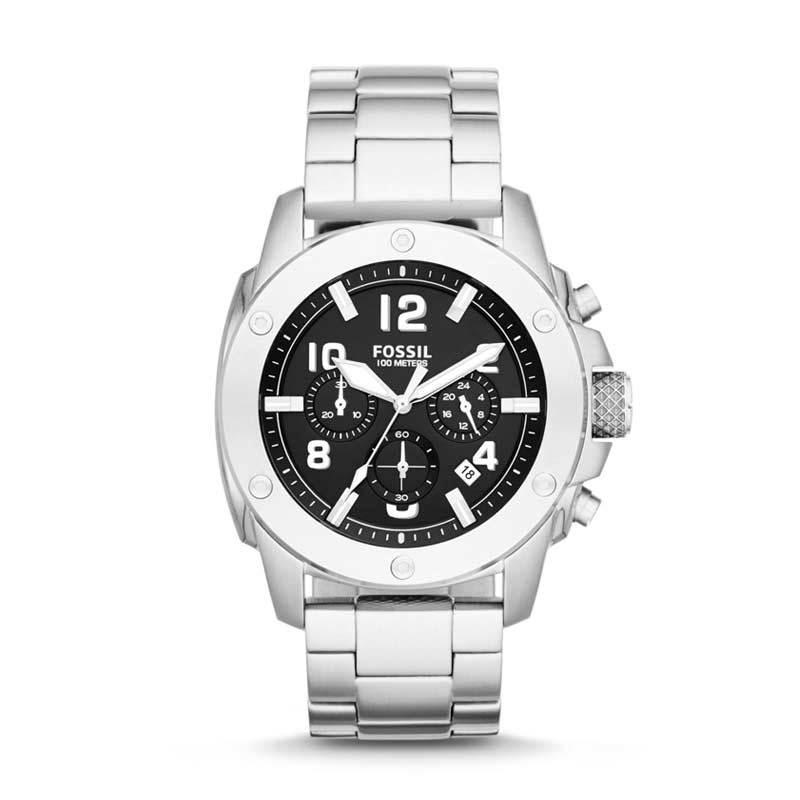 jam tangan pria fossil modern machine fs4926