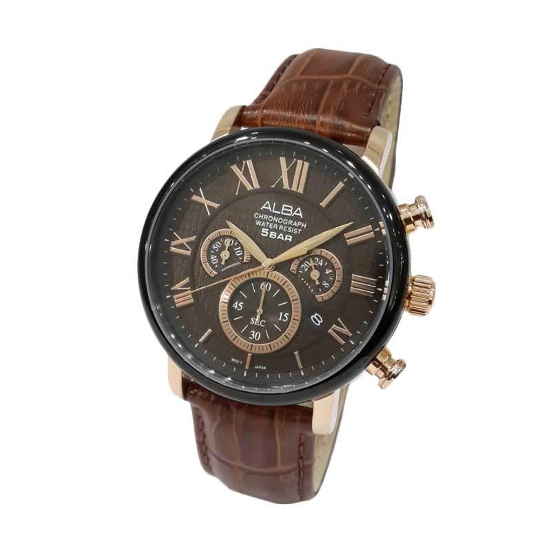 Jam Tangan Pria Alba AT3566X1