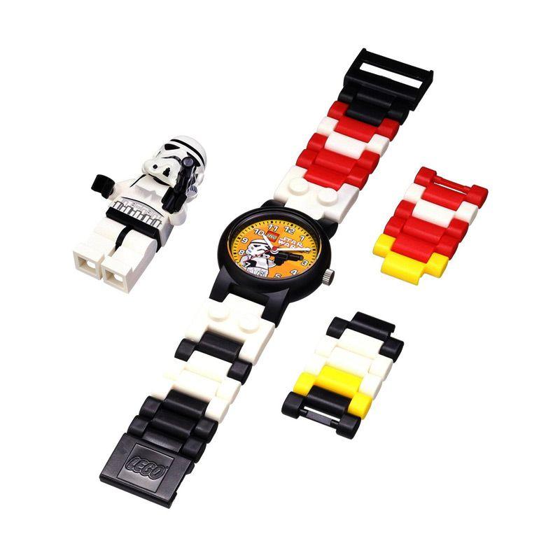 Lego Watch Star Wars Stormtrooper Jam Tangan Anak