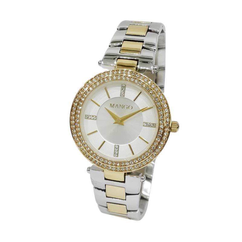 Jam tangan wanita Mango MA6442L-2TK