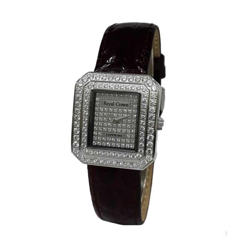 Royal Crown 3619DRMISSBA Jam Tangan Wanita