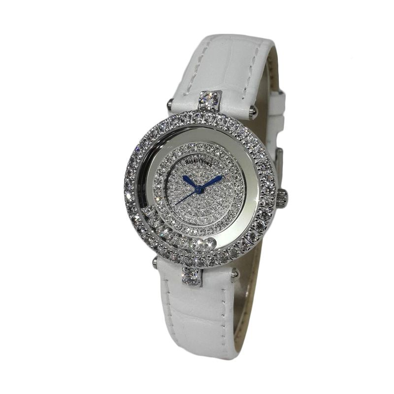 Royal Crown 3628LSSSL Jam Tangan Wanita