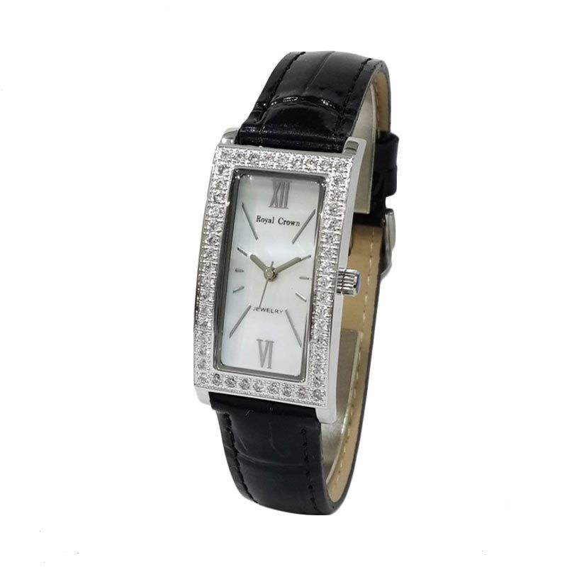 Royal Crown Jam Tangan Wanita 3639LSSBA