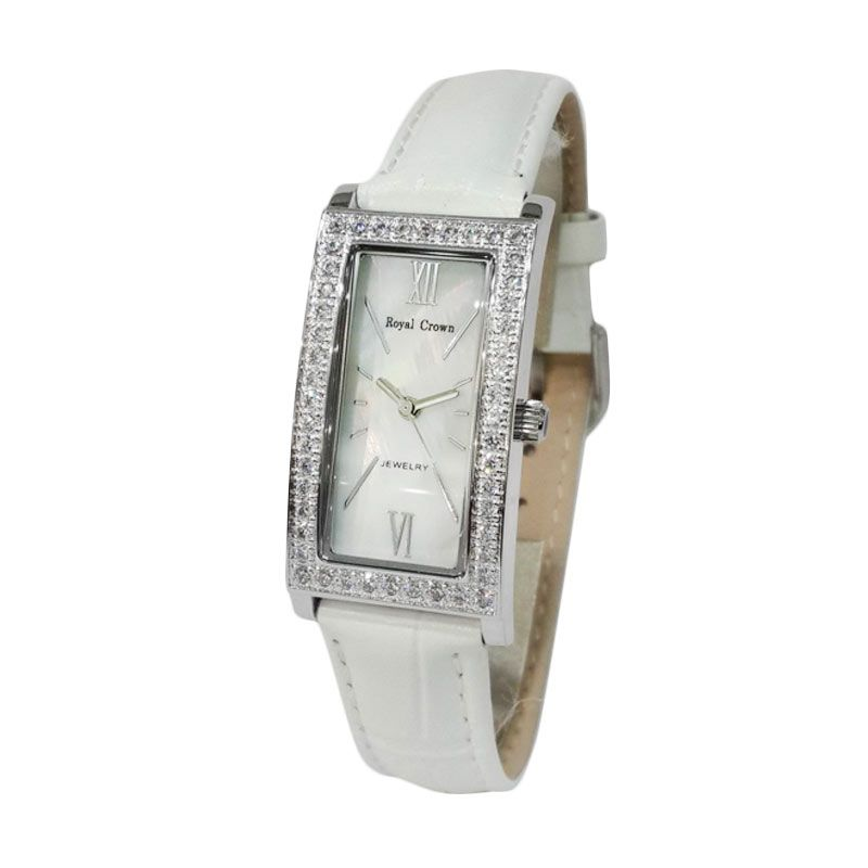 Royal Crown Jam Tangan Wanita 3639LSSSL