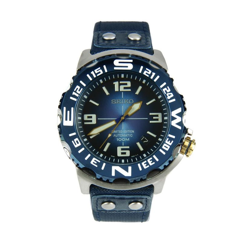 Seiko Monster SRP451K1 Jam Tangan Pria [Limited Edition]