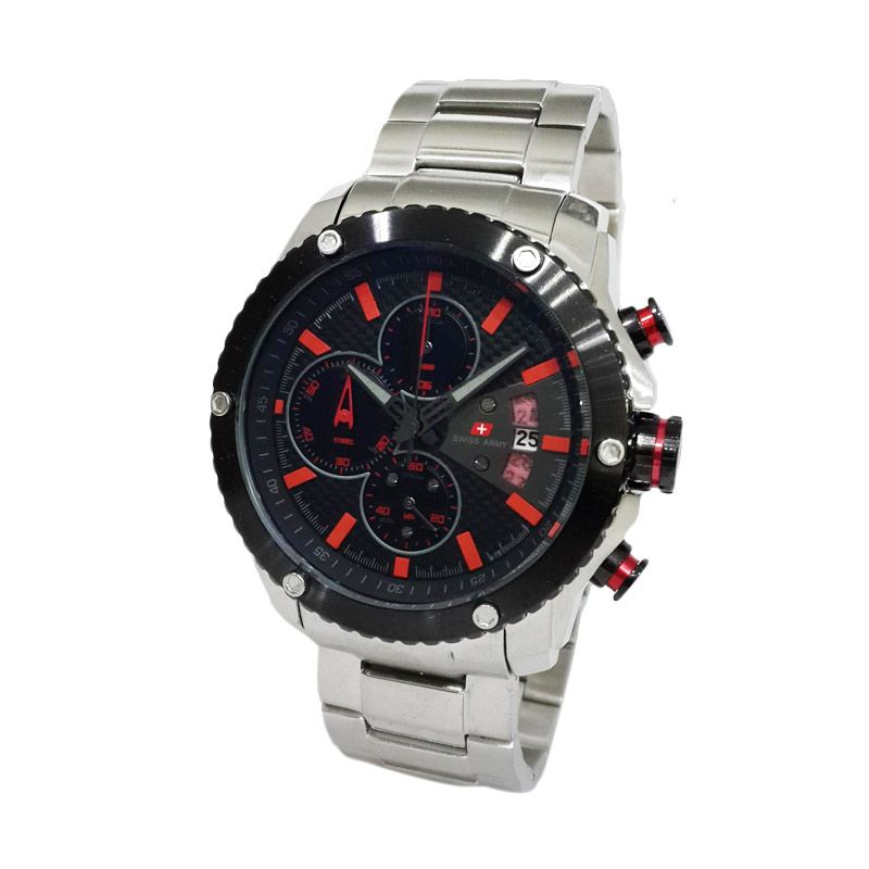 Swiss Army HC-8931MCBTBBARE Jam tangan Pria