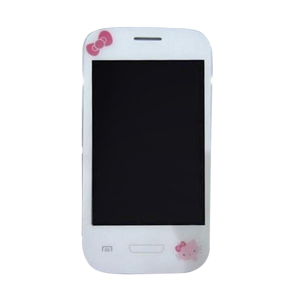 harga Asiafone AF79 Hello Kitty Smartphone - Pink Blibli.com