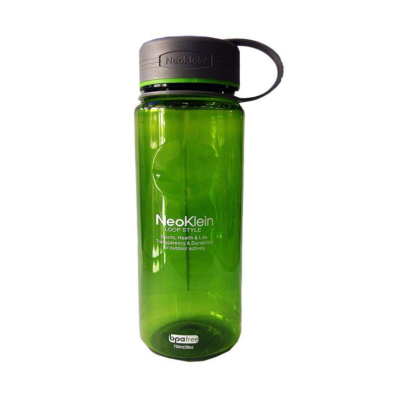 Komax Neo Outdoor Two Tone Green Botol Minum [700 mL]