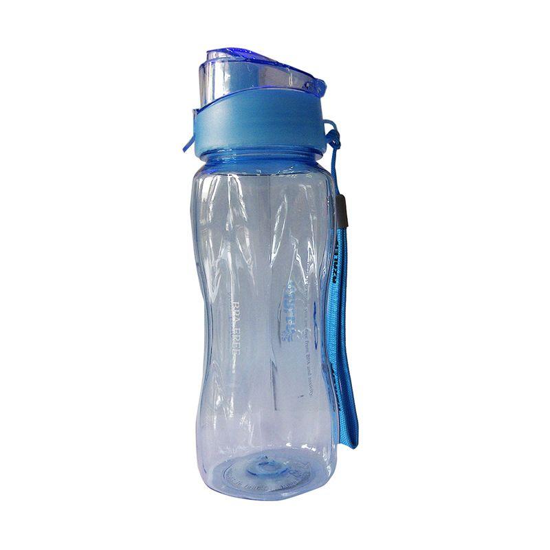 Komax Smart Handy Biru Botol Minum [600 mL]