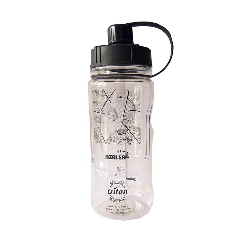 Komax Travel Dark Grey Botol Minum [1 L]