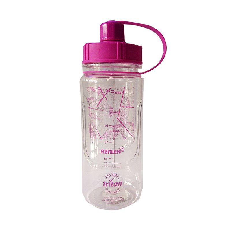 Komax Travel Pink Botol Minum [1 L]