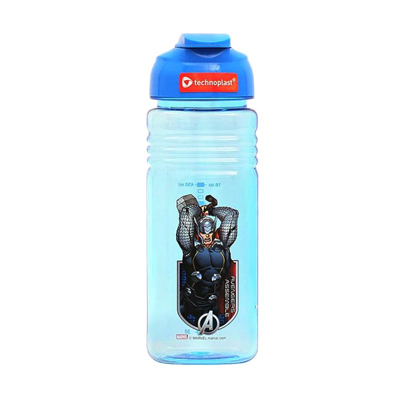 Nocy Avengers PD606.AVAS/72P Biru Botol Minum