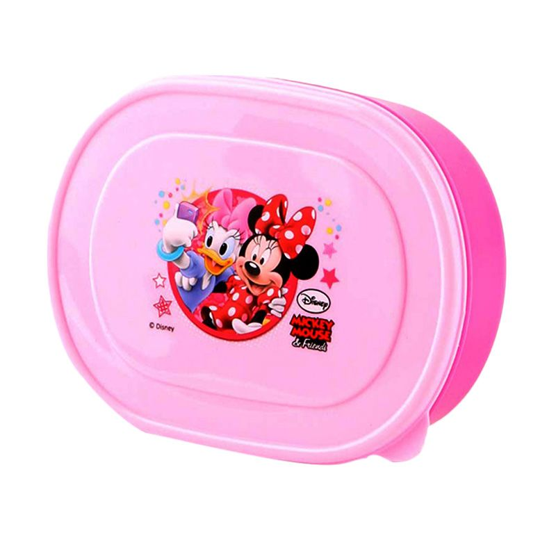 Nocy Daisy Duck SW205.MMAF/48P Pink Kotak Makan