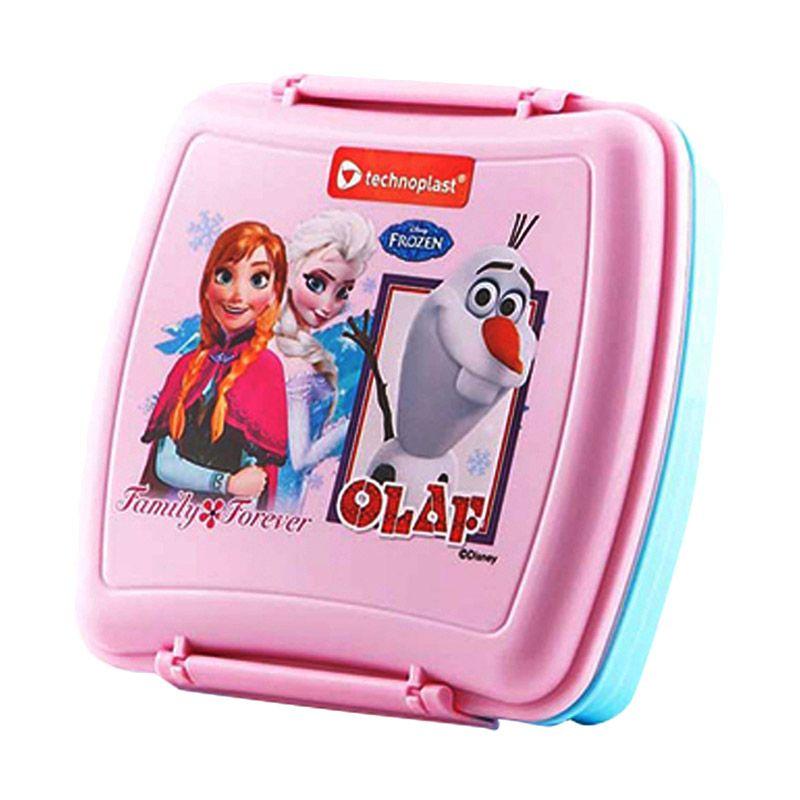 Nocy Disney Frozen SW800.DFMV/48P Pink Tempat Makan [Small]