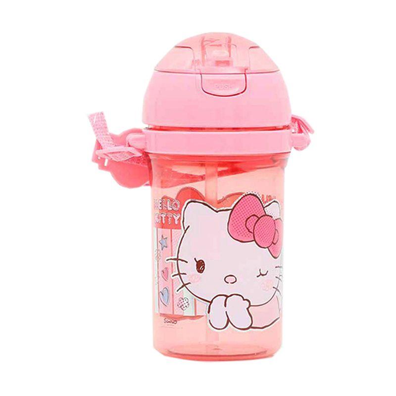 Nocy Hello Kitty SAA600.HKLV/48P Pink Botol Minum
