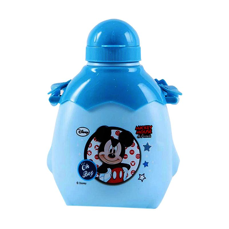 Nocy Mickey and Minnie Mouse S522.MMAF/48P Biru Botol Minum