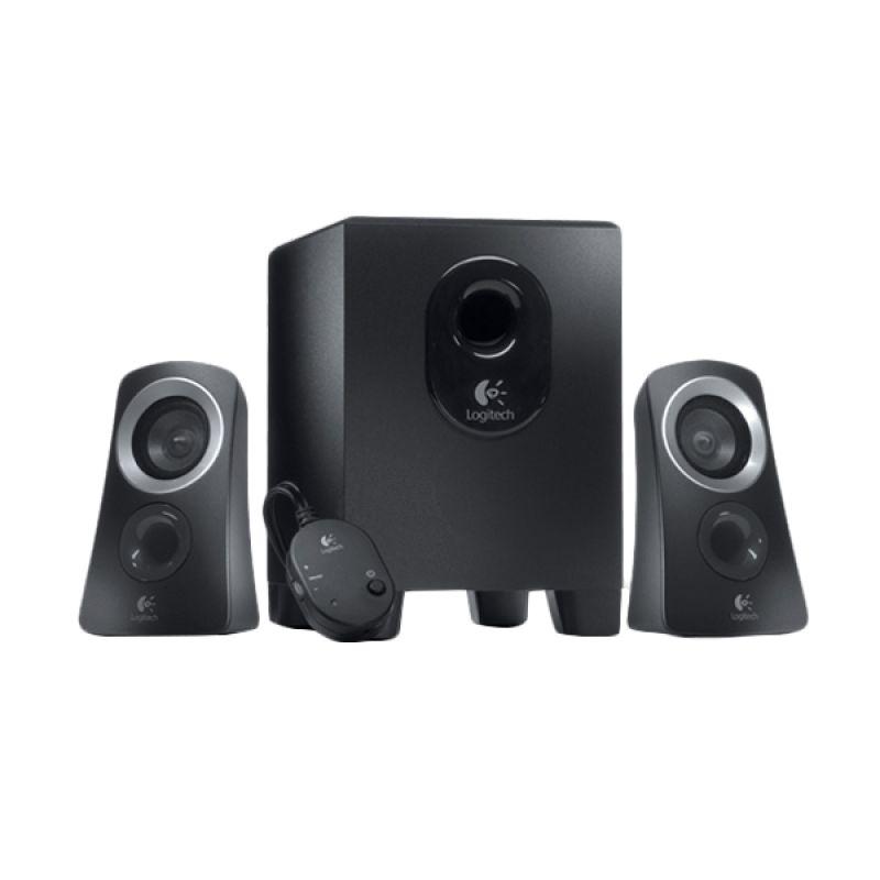 Logitech 2.1 Z313 Multimedia Speaker