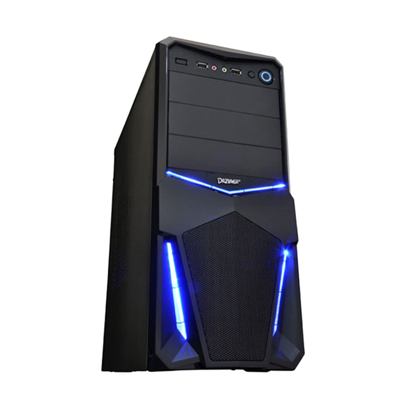 Asrock New Rakitan Desktop PC [Intel Core I3-3240-3.4 GHz]
