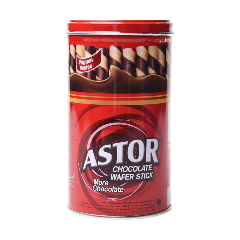 harga Astor Double Coklat [330 g] 313345 Blibli.com