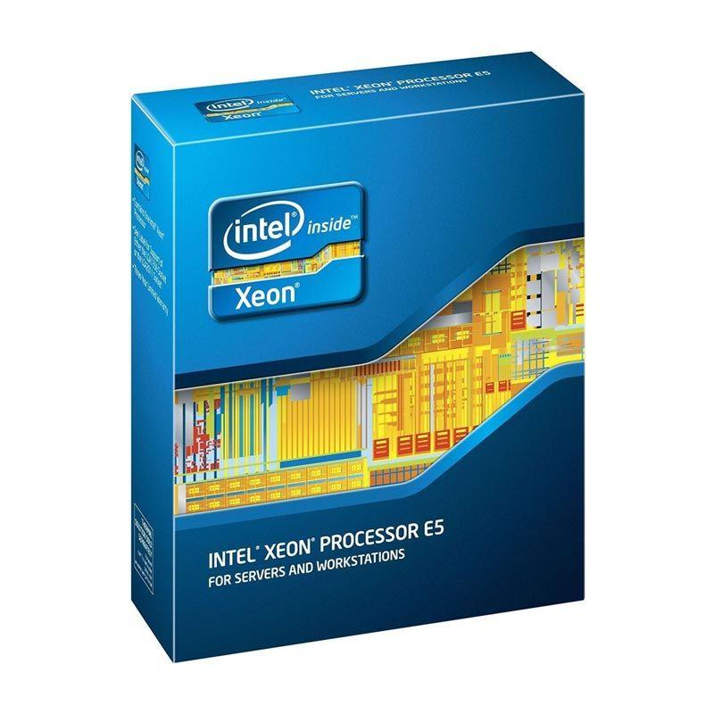 Intel XEON CPU 1.90 Ghz 6 Cores / 6 Thread/Cache 15M/Socket LGA 2011/Garansi 3yr (BX80644E52609V3)