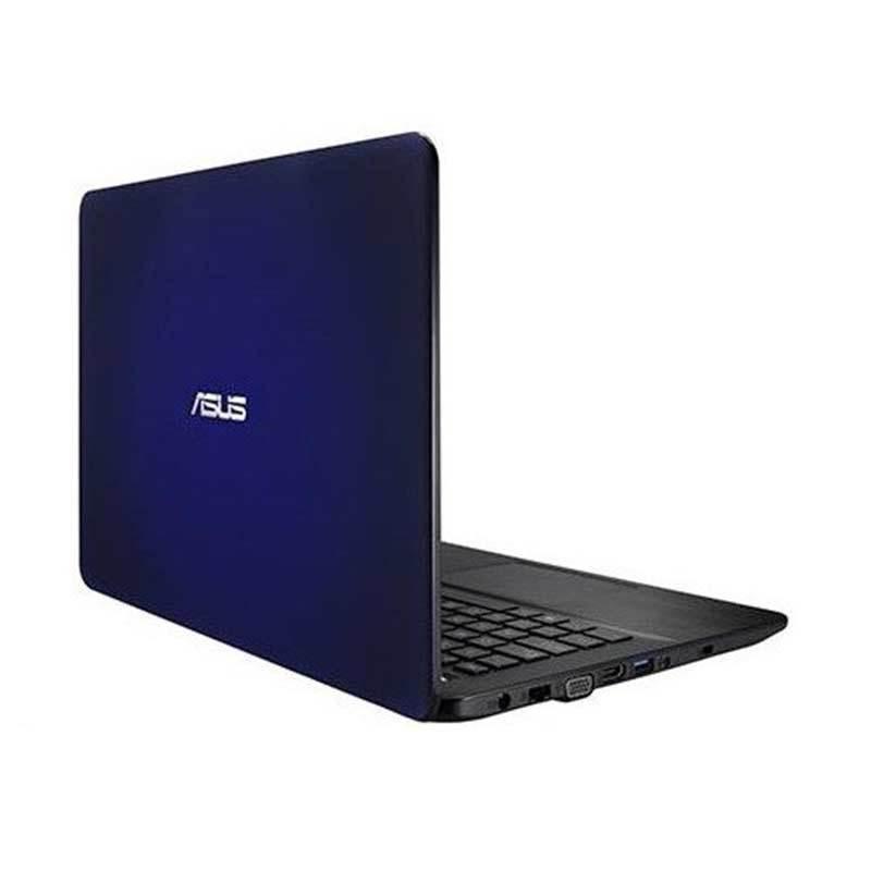 Asus A455LF-WX040D Biru Notebook [i5 5200/4GB/Nvidia GT930-2GB/14