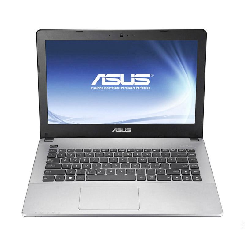 harga Asus A455LJ-WX030D Notebook - White [14 Inch HD/ 500 GB/ 2 GB/ DOS/ Garansi 2 Tahun] Blibli.com