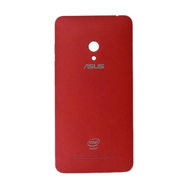on sale 419f7 12331 Asus Backcase Casing for Zenfone 5 - Red