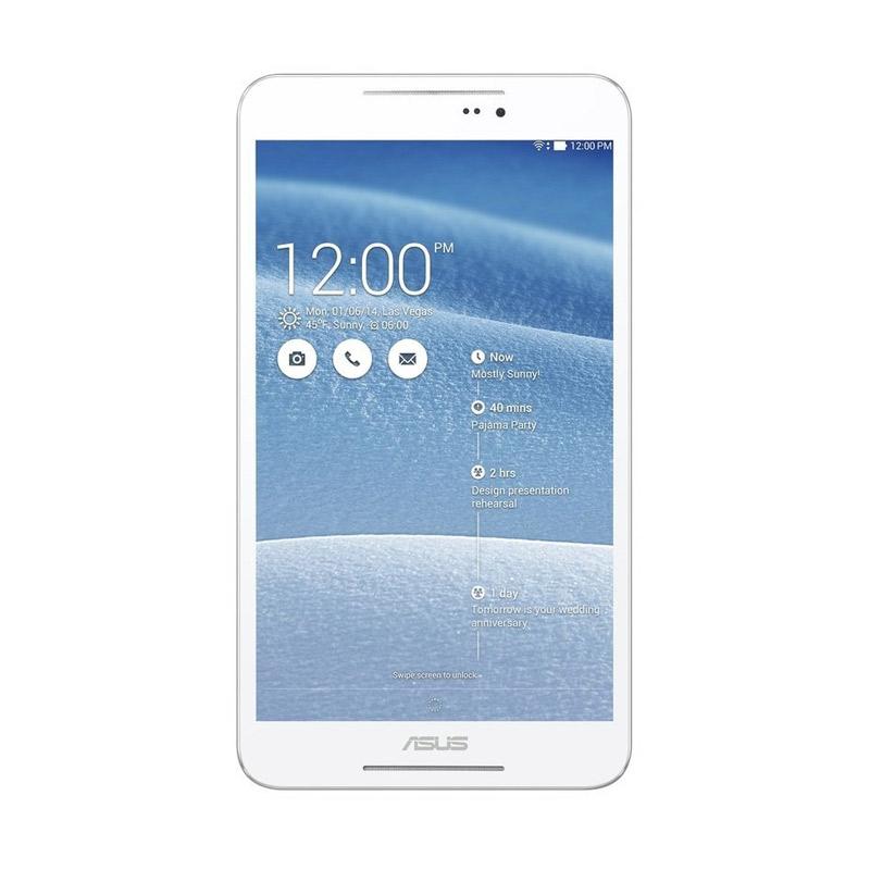 Asus Fonepad 8 FE380 Tablet - Putih [8 Inch/16 GB]