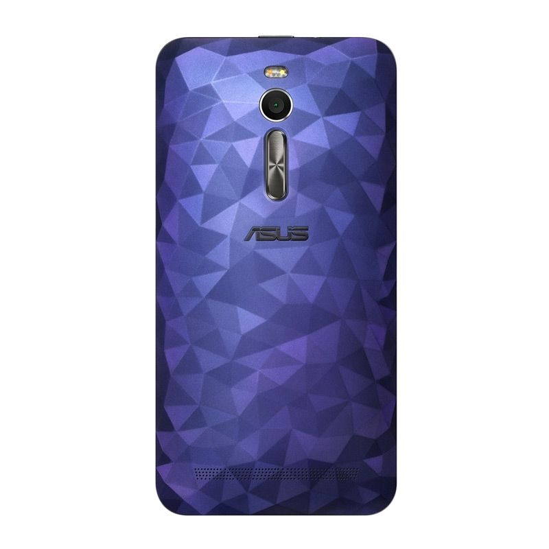Asus Illusion Cover Purple Casing for Asus Zenfone 2 ZE551ML