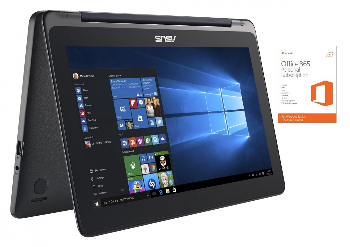 Asus Vivobook TP200S...5 Personal