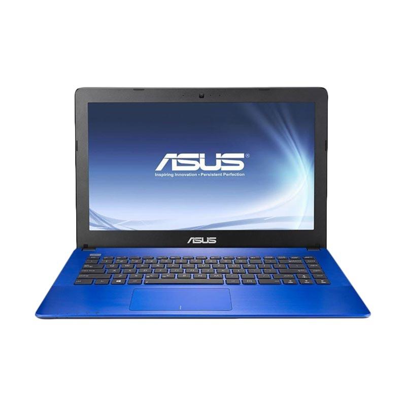 harga Asus X455LA-WX403D Biru Notebook [14 Inch/Ci3-4005U/2 GB] Blibli.com