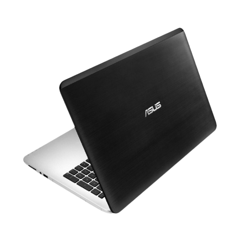 ASUS X555DG-XX133D Notebook - Black [15.6 Inch /A10-8700P/4GB/1 TB/DOS]
