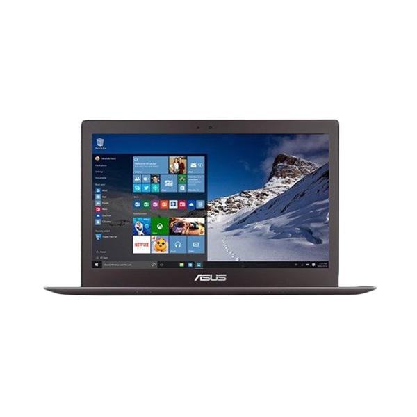 "Asus Zenbook UX303UB-R4012T Notebook - Smoky Brown [13.3""FHD/i7 Skylake/Nvidia/Win 10] Extra diskon 7% setiap hari Extra diskon 5% setiap hari Citibank – lebih hemat 10%"