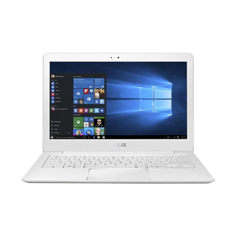 harga Asus Zenbook UX305CA-FC147T Ultrabook - White [13.3