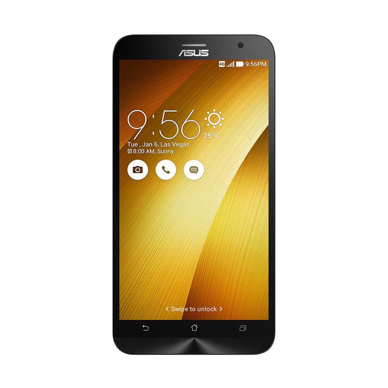 harga Asus Zenfone 2 Laser ZE500KL Smartphone - Gold [16 GB / 4G] Blibli.com
