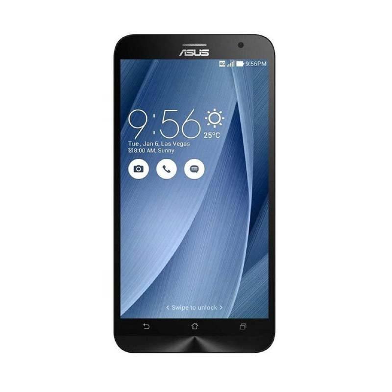 Asus Zenfone 2 ZE551ML Smartphone - Silver [32GB/ 4GB]