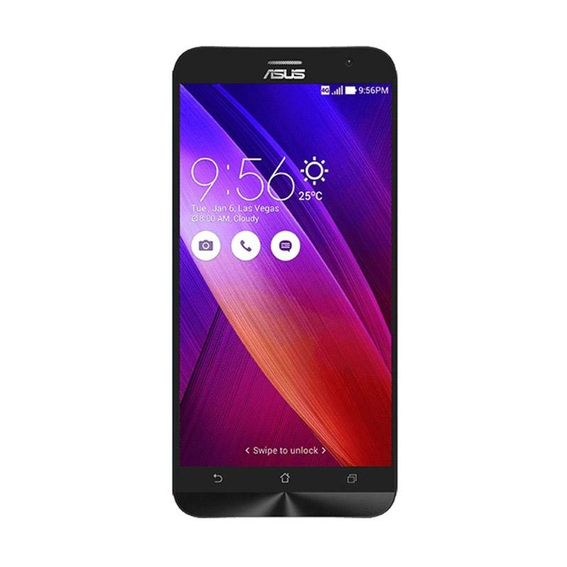 harga Asus Zenfone 2 ZE551ML Smartphone - Black [RAM 2GB/16GB/Grs Resmi] Blibli.com