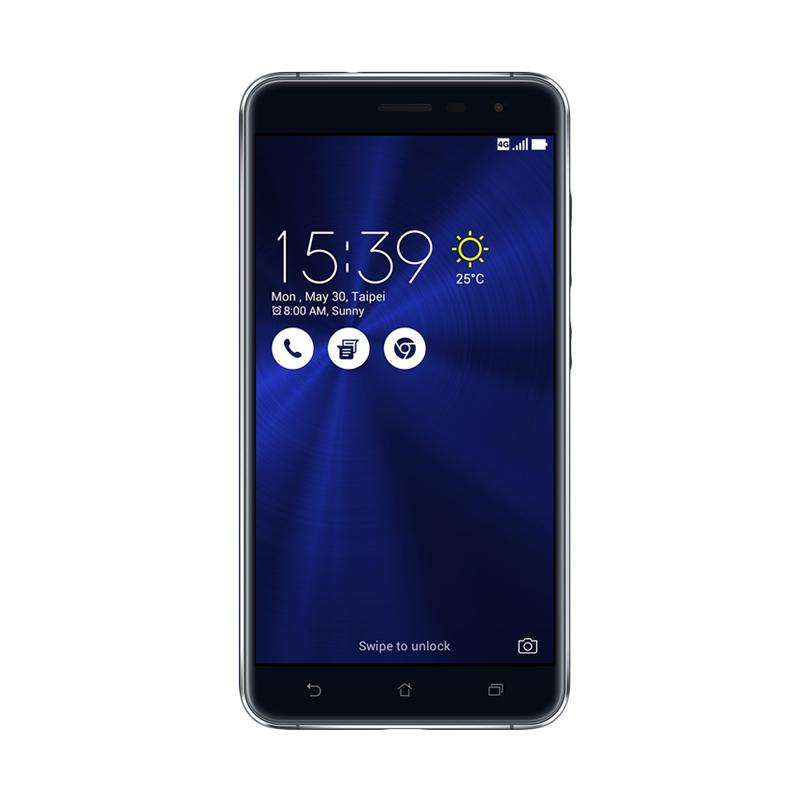 Asus Zenfone 3 ZE552KL Smartphone - Black [64GB/4GB]