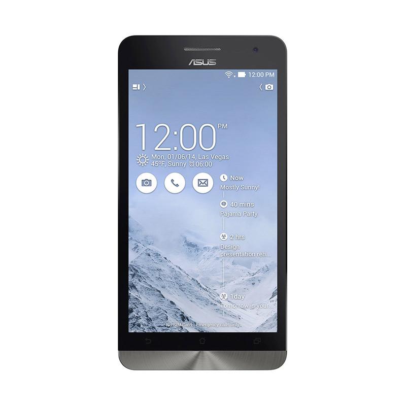 Asus Zenfone 6 Smartphone - White [16GB / 2GB]