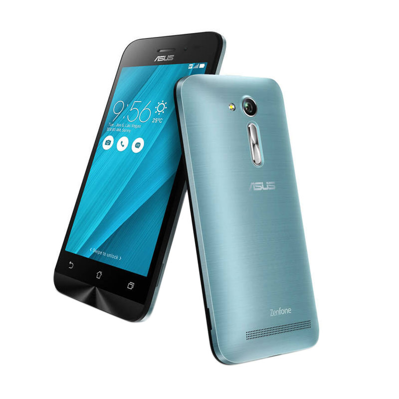 Asus Zenfone Go ZB452KG Smartphone - Blue [5MP]