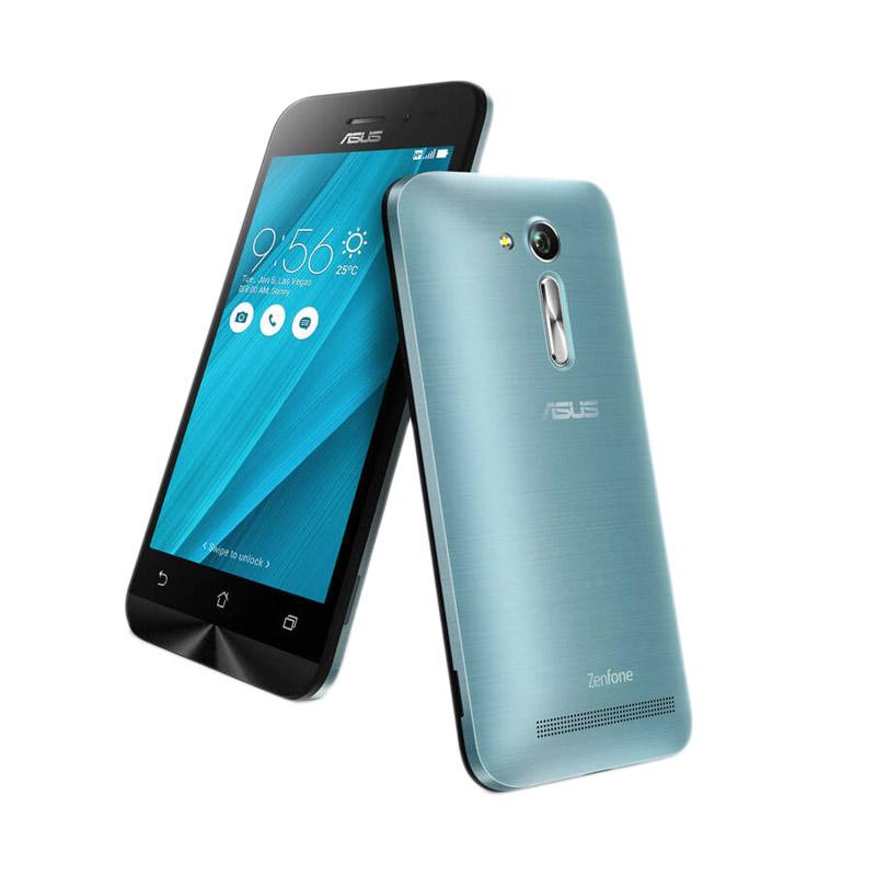 Asus Zenfone Go ZB452KG - Blue [8MP] - RESMI