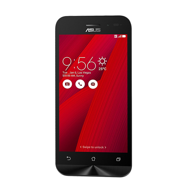 Asus Zenfone Go ZB452KG Smartphone - Red [5MP]