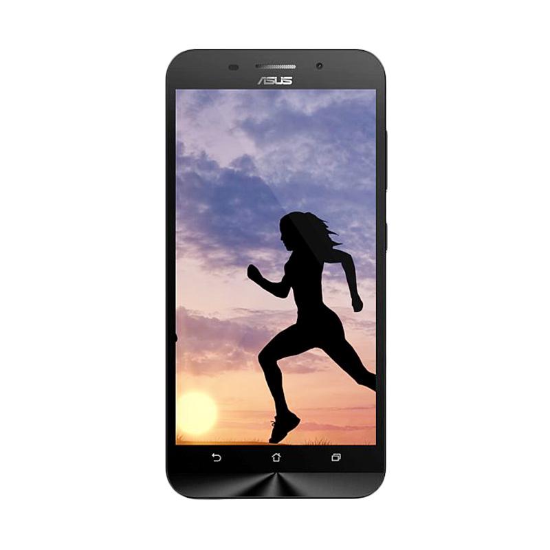 Asus Zenfone MAX ZC550KL Smartphone - Hitam [5.5 Inch/16GB/4G LTE]