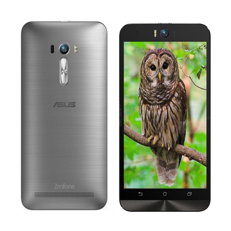 Asus Zenfone Selfie Smartphone - Silver [32GB/ 3GB/ 4G LTE]