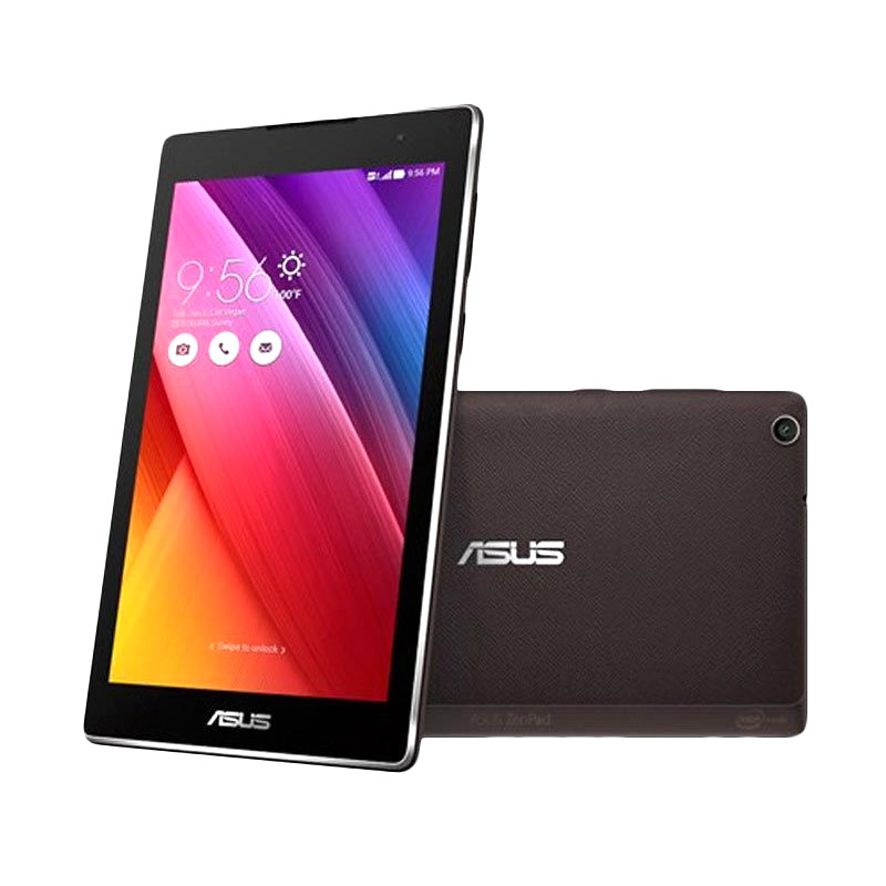 harga Asus Zenpad Z170CG Tablet - Hitam [8 GB] Blibli.com