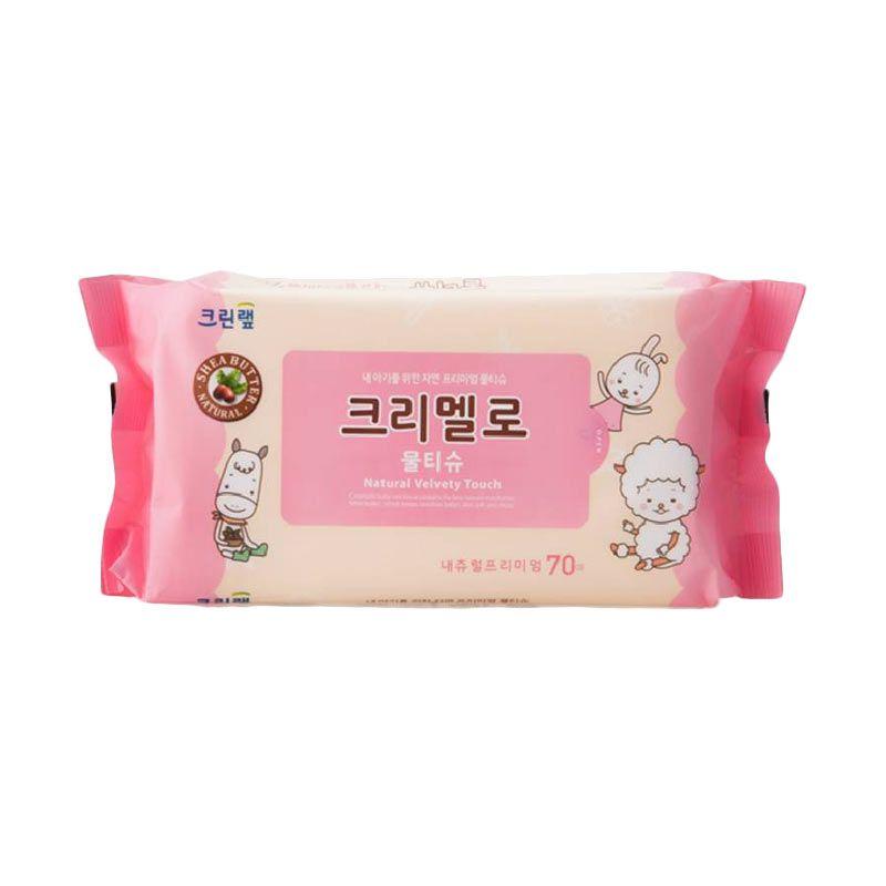 Jual Creamello Premium Wet Tissue Refill 70S Online