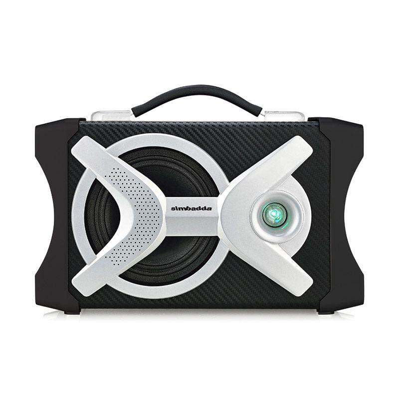 Simbadda CST 20 Portable Speaker with Mic
