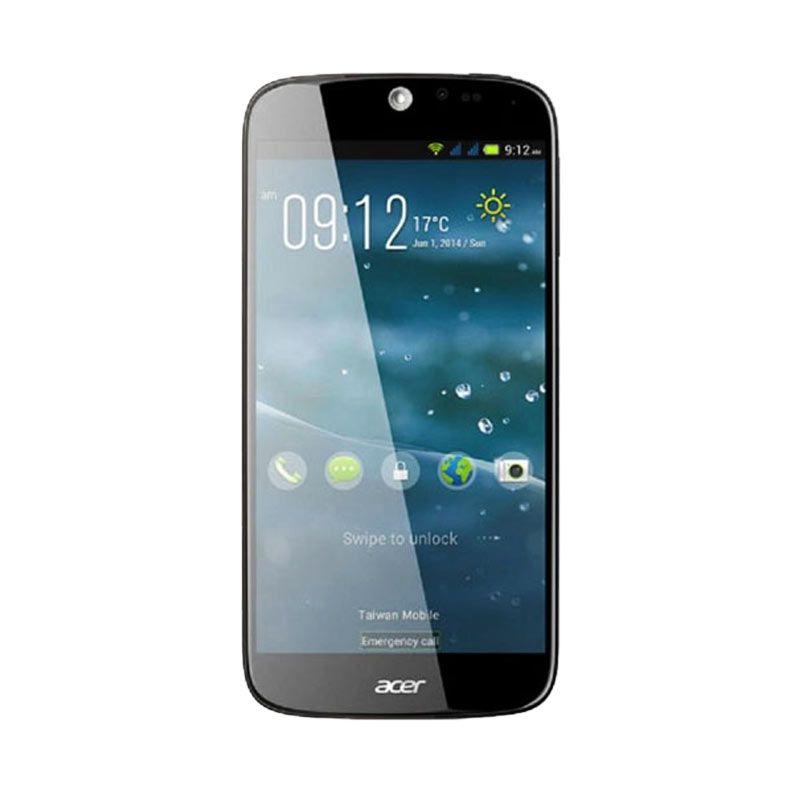 Acer Liquid Jade Hitam Smartphone