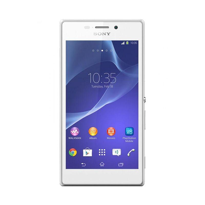 Sony Xperia M2 Aqua White Smartphone